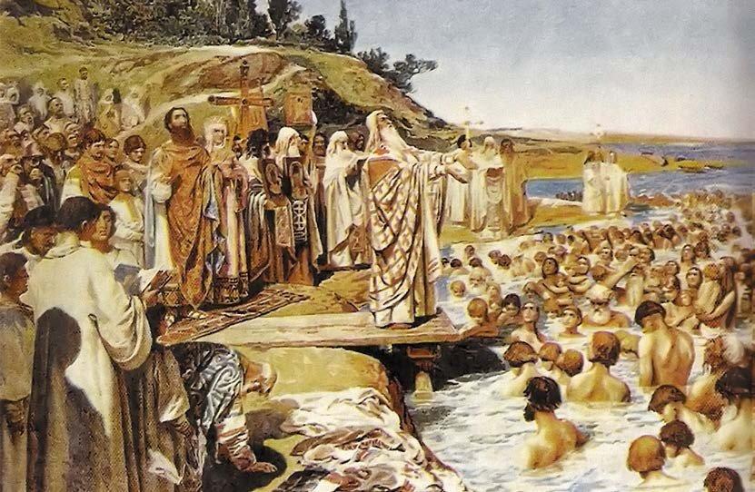 28 липня відзначається день пам'яті хрестителя Русі рівноапостольного князя Володимира, фото-2