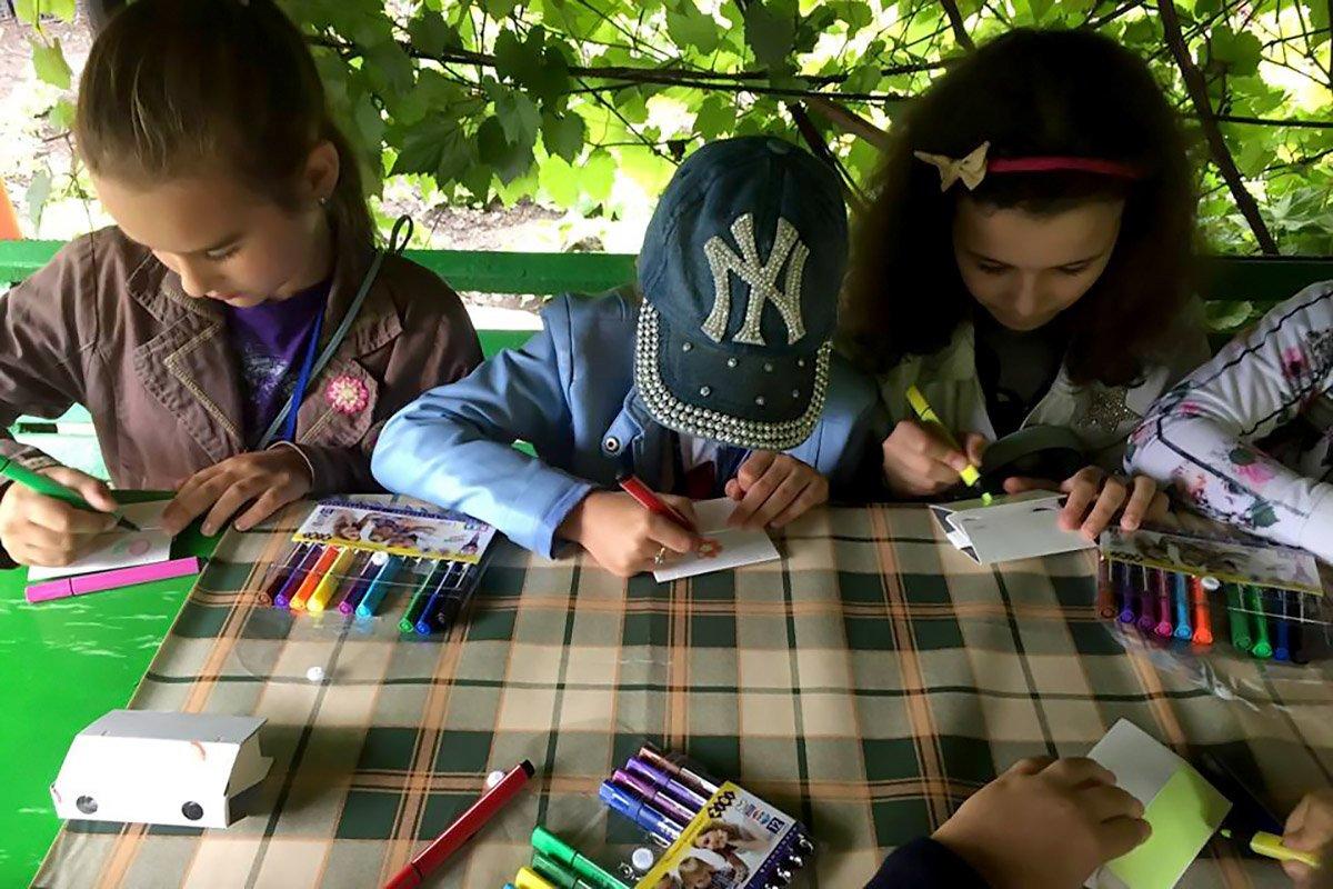 Літній англомовний табір на базі ПДАТУ, фото-14