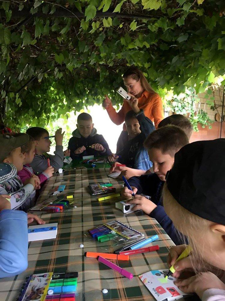 Літній англомовний табір на базі ПДАТУ, фото-12