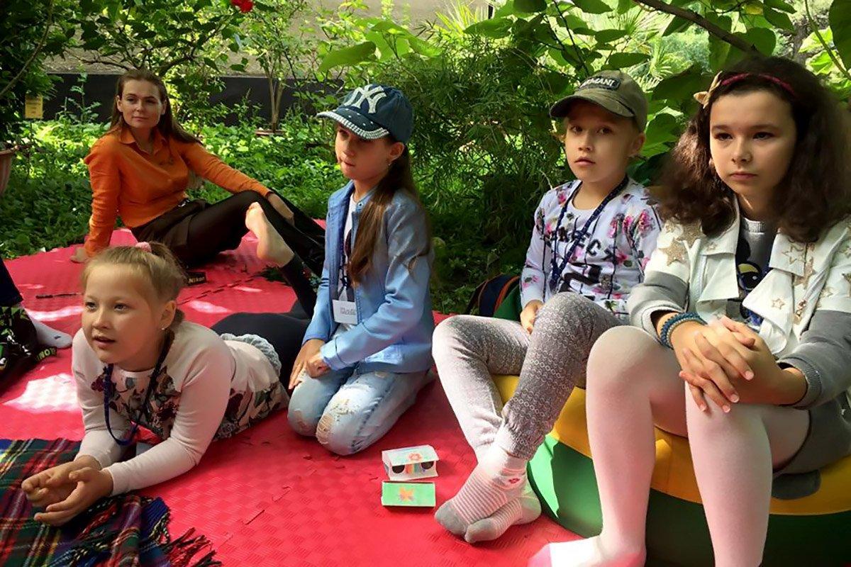 Літній англомовний табір на базі ПДАТУ, фото-21