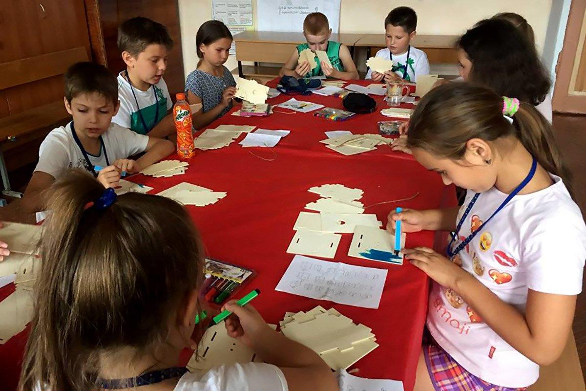 Літній англомовний табір на базі ПДАТУ, фото-2