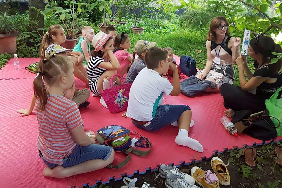 Літній англомовний табір на базі ПДАТУ, фото-42