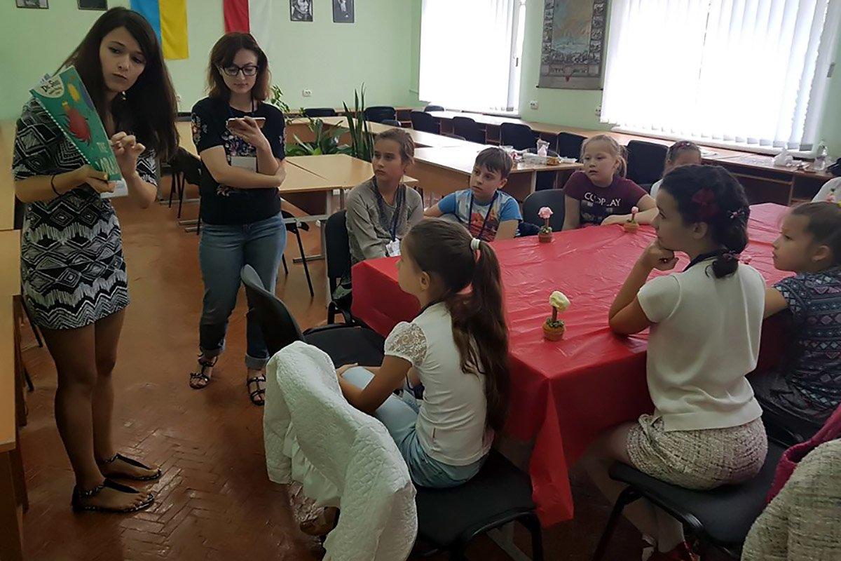 Літній англомовний табір на базі ПДАТУ, фото-44