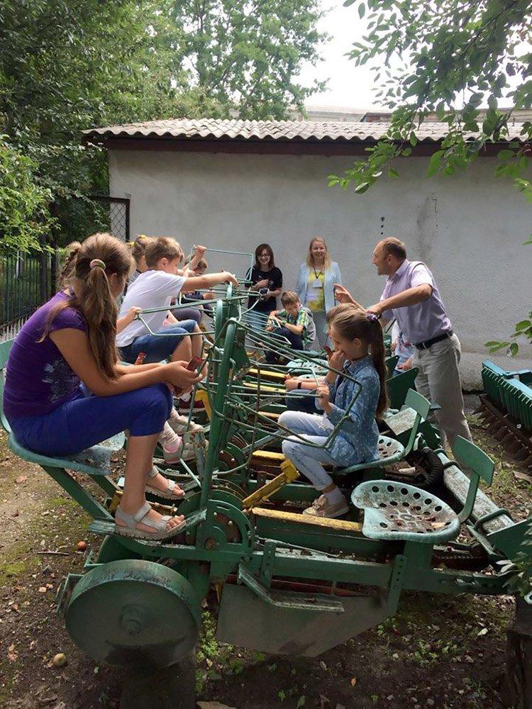 Літній англомовний табір на базі ПДАТУ, фото-10