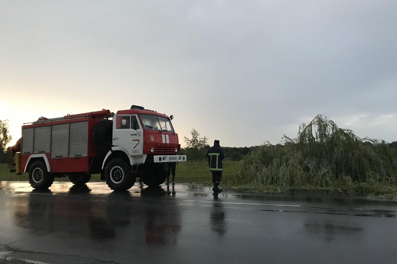 Апокаліпсис на Хмельниччині: що залишив після себе вчорашній ураган, фото-5