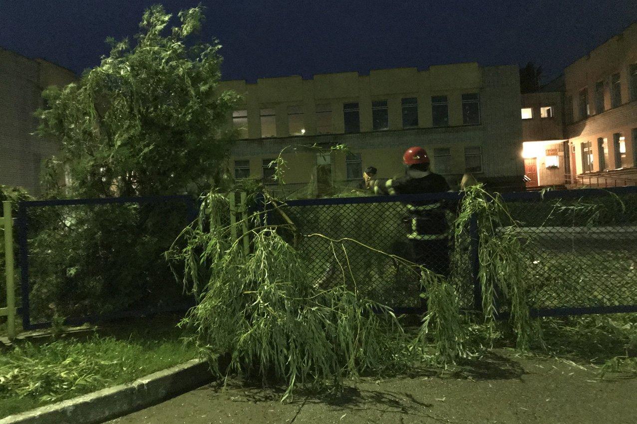 Апокаліпсис на Хмельниччині: що залишив після себе вчорашній ураган, фото-10