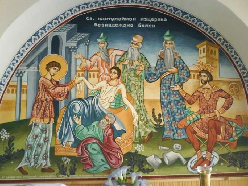 9 серпня - Святого великомучиника і цілителя Пантелеймона, фото-2