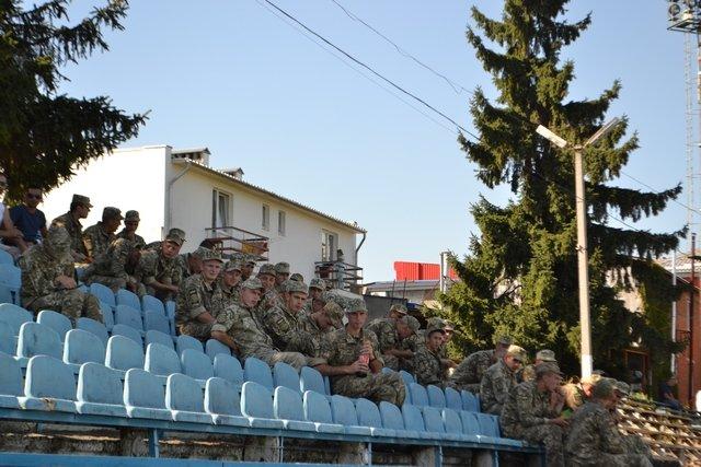 Кам'янецькі військові здобули перемогу на футбольному полі, фото-4