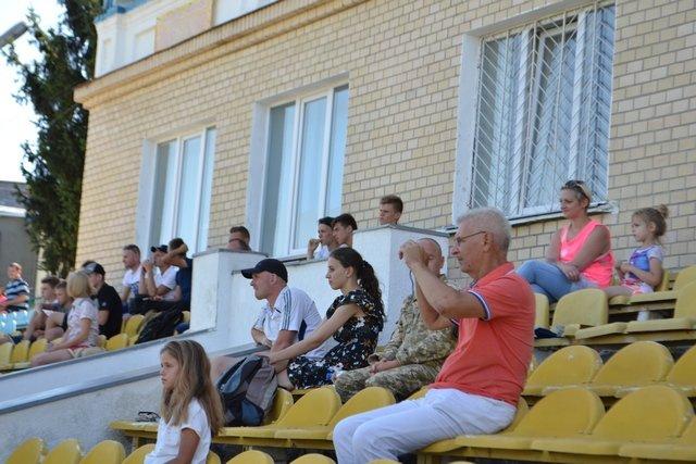 Кам'янецькі військові здобули перемогу на футбольному полі, фото-6