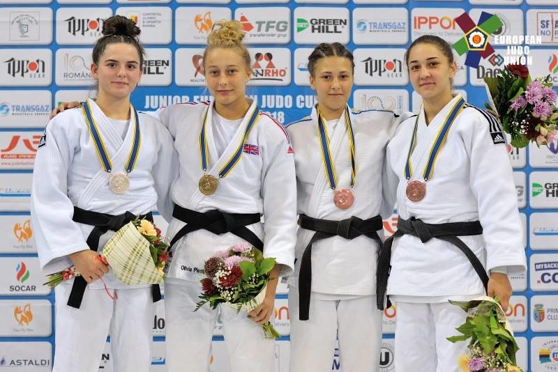 Кам'янецькі студенти стали призерами Кубку Європи з дзюдо, фото-1