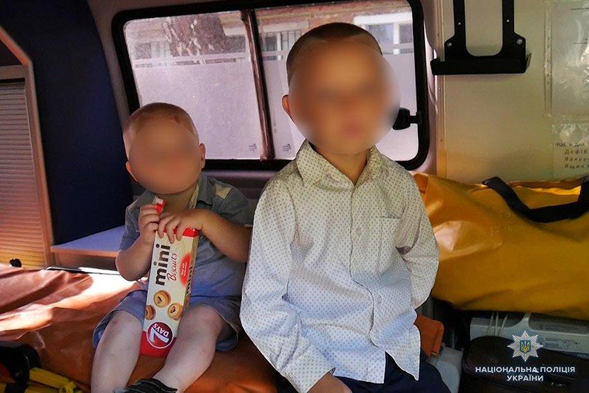 На Хмельниччині жінка намагалася здати двох дітей в оренду для жебракування , фото-1