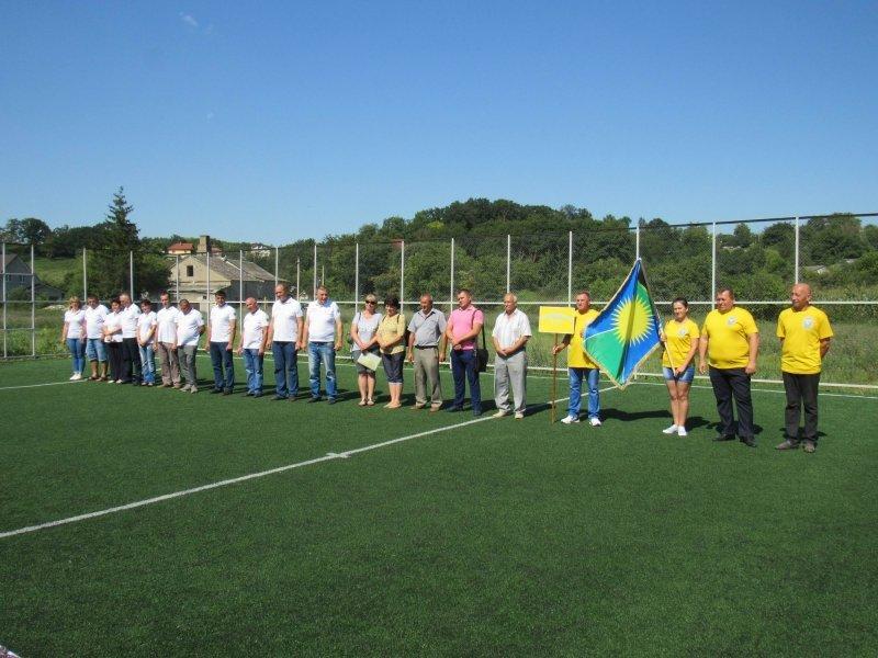На Кам'янеччині пройшли перші спортивні змагання голів і старост селищних рад та ОТГ (Фото, відео), фото-1