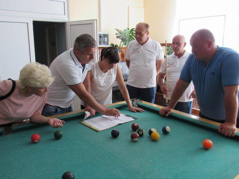 На Кам'янеччині пройшли перші спортивні змагання голів і старост селищних рад та ОТГ (Фото, відео), фото-2