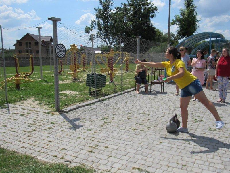 На Кам'янеччині пройшли перші спортивні змагання голів і старост селищних рад та ОТГ (Фото, відео), фото-12