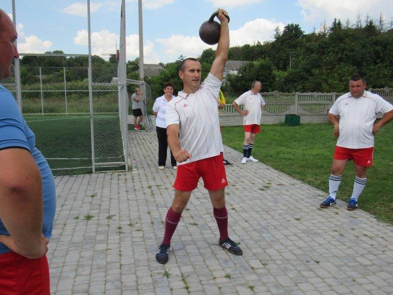 На Кам'янеччині пройшли перші спортивні змагання голів і старост селищних рад та ОТГ (Фото, відео), фото-10