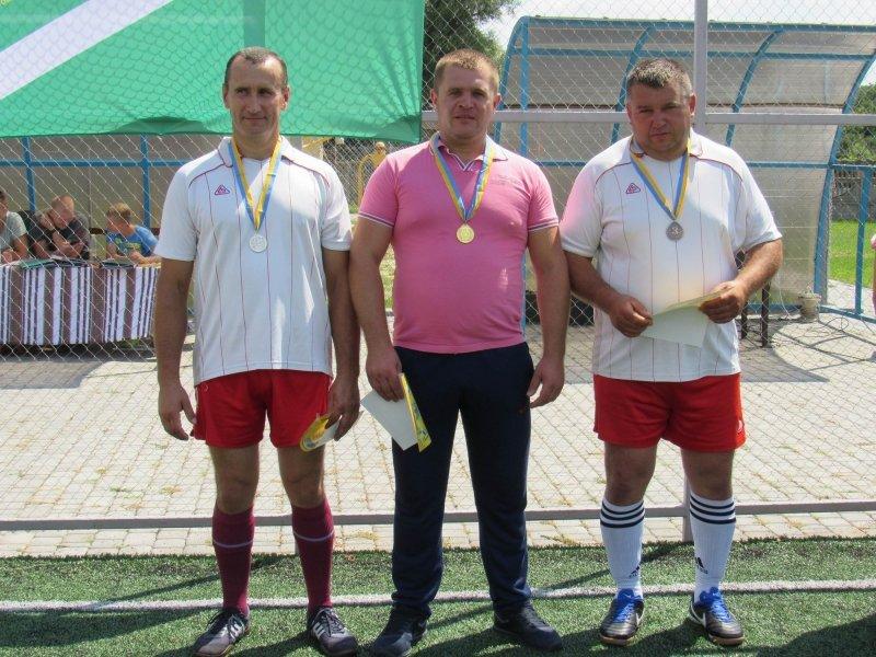 На Кам'янеччині пройшли перші спортивні змагання голів і старост селищних рад та ОТГ (Фото, відео), фото-13