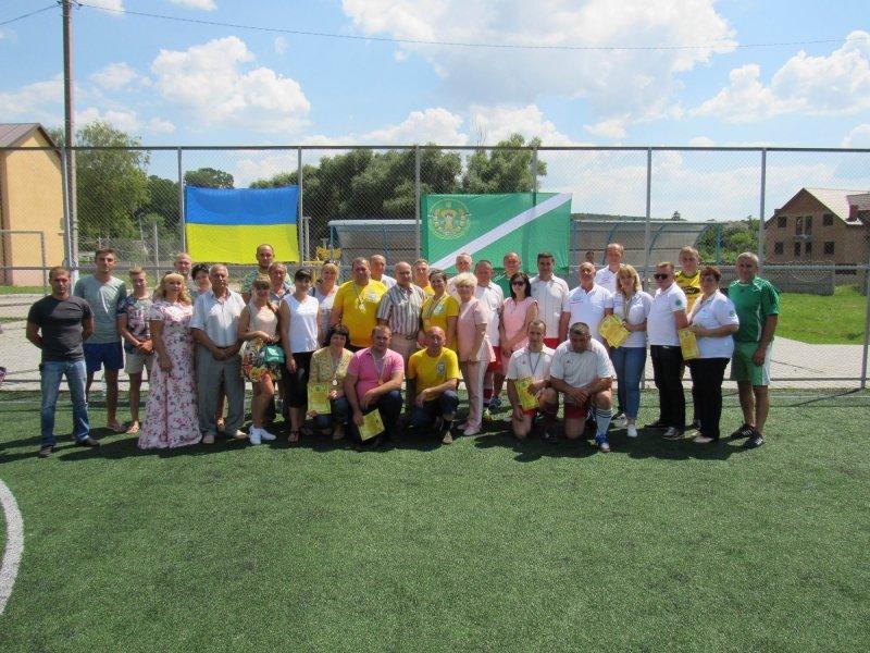 На Кам'янеччині пройшли перші спортивні змагання голів і старост селищних рад та ОТГ (Фото, відео), фото-14