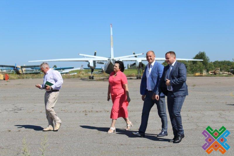 """Хмельницька влада планує відновити роботу КП """"Аеропорт Хмельницький"""", фото-3"""