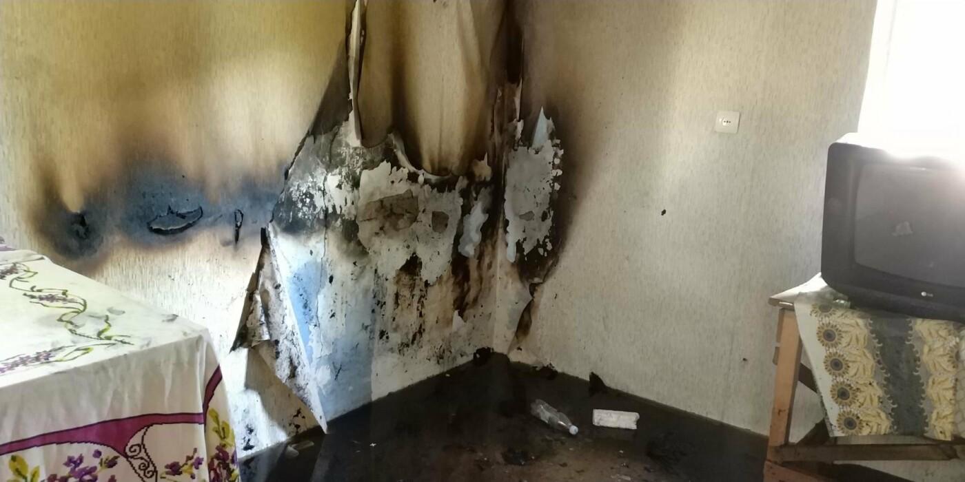 У Кам'янці-Подільському дитячі пустощі з вогнем спричинили пожежу, фото-1