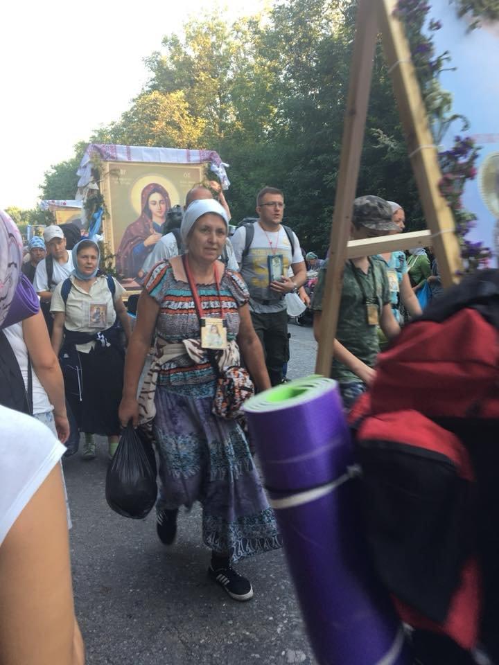 Із Кам'янця вирушив щорічний хресний хід до Почаївської лаври, фото-10