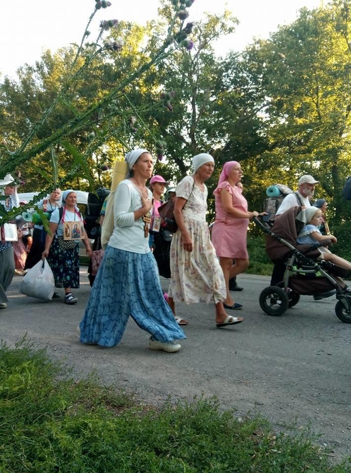 Із Кам'янця вирушив щорічний хресний хід до Почаївської лаври, фото-8