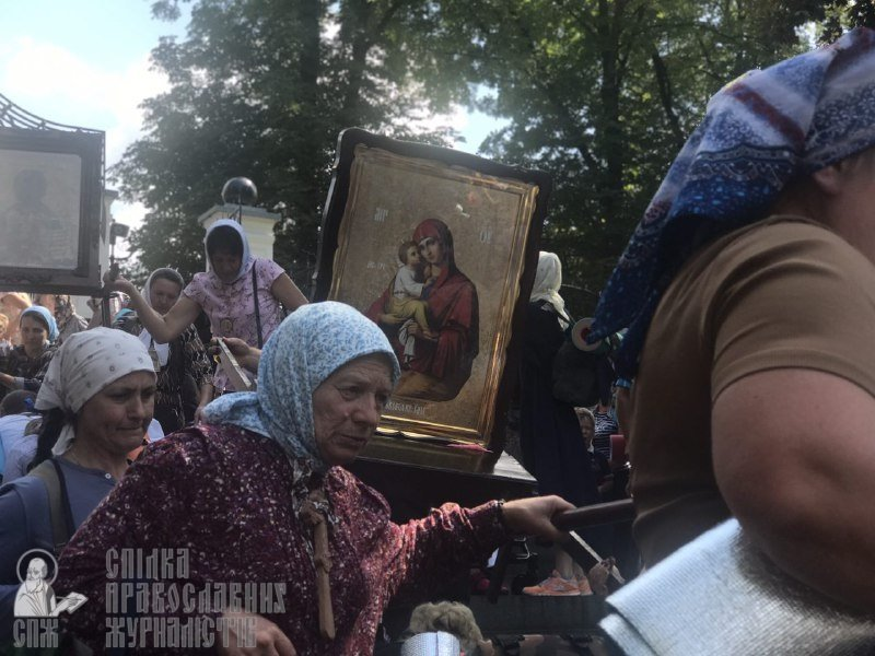 Із Кам'янця вирушив щорічний хресний хід до Почаївської лаври, фото-1