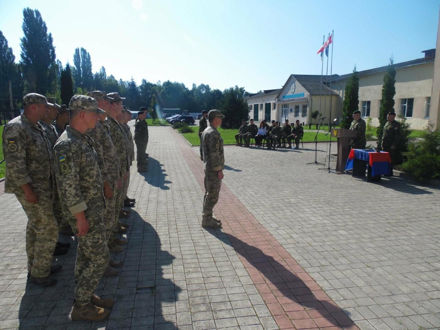 Українські сапери готуватимуть фахівців зі знешкодження саморобних вибухових пристроїв відповідно до стандартів НАТО, фото-3