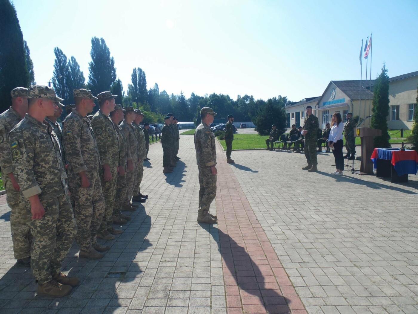 Українські сапери готуватимуть фахівців зі знешкодження саморобних вибухових пристроїв відповідно до стандартів НАТО, фото-6