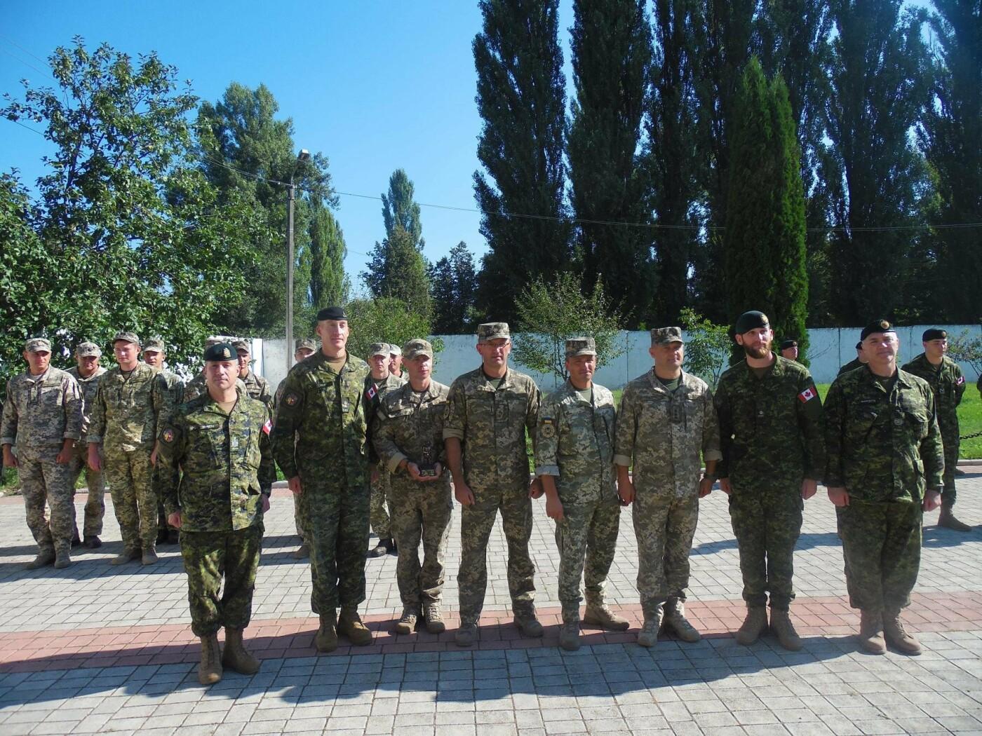 Українські сапери готуватимуть фахівців зі знешкодження саморобних вибухових пристроїв відповідно до стандартів НАТО, фото-4
