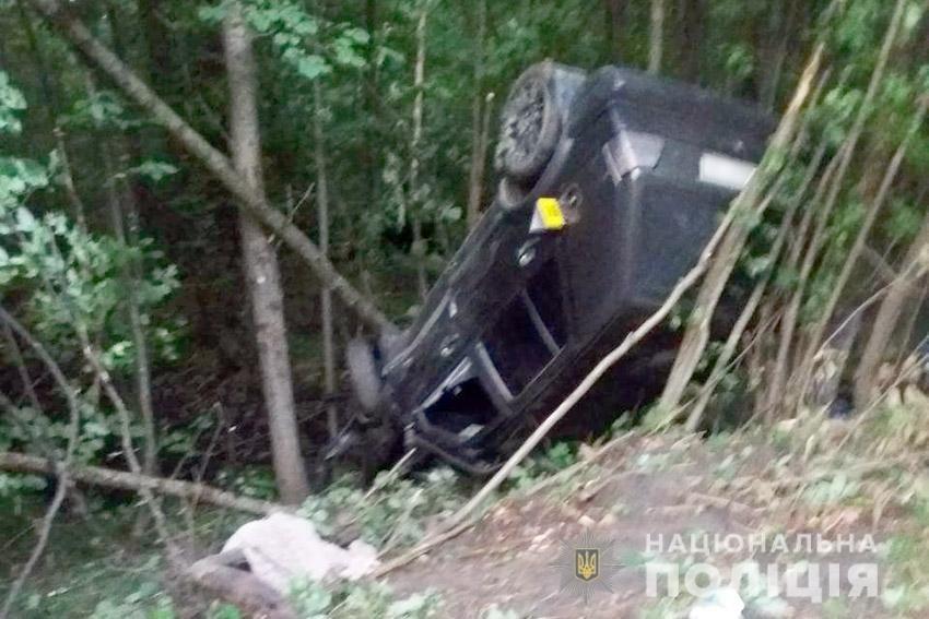На Хмельниччині  у ДТП загинули мотоцикліст із пасажиром, фото-2