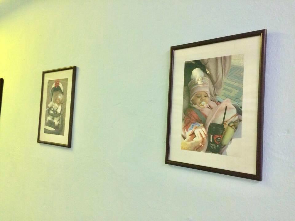 Коридори пологового будинку прикрасили фотографіями наймолодших кам'янчан, фото-3