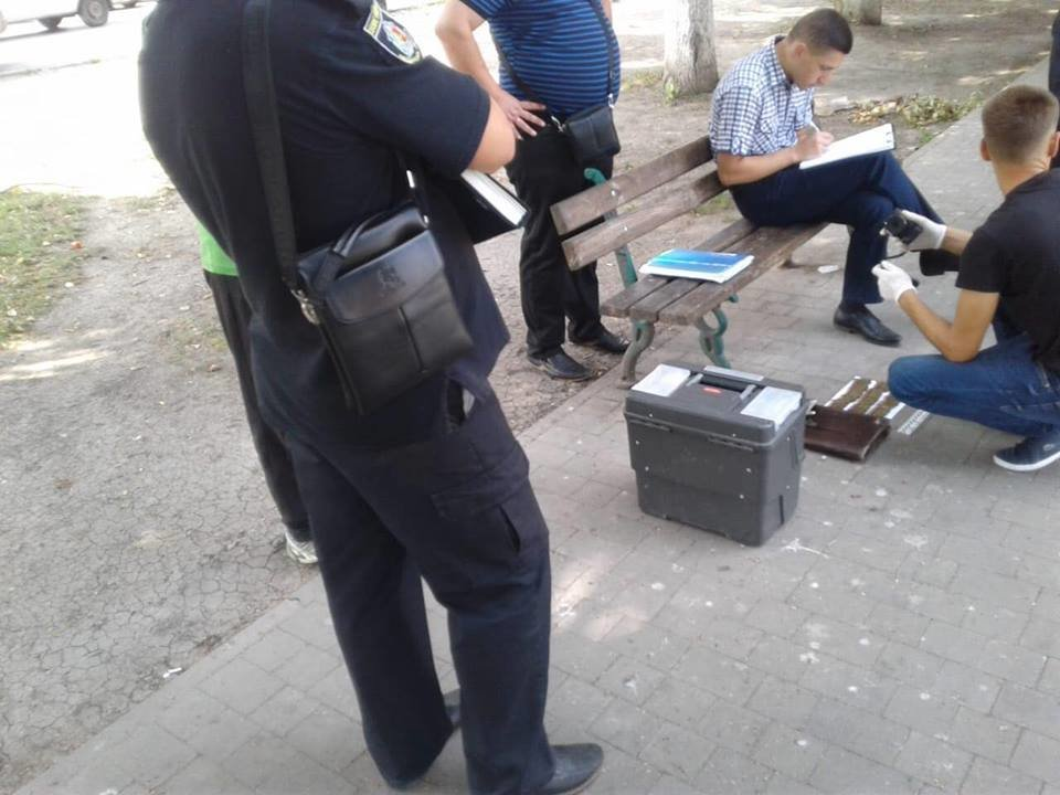 У Кам'янці біля центрального ринку продавали боєприпаси, фото-1
