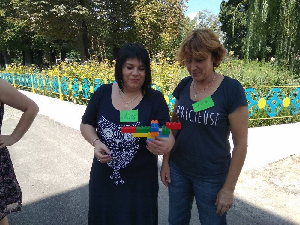 """Вчителі Кам'янця успішно пройшли тренінг """"Навчання по-новому з LEGO"""", фото-5"""