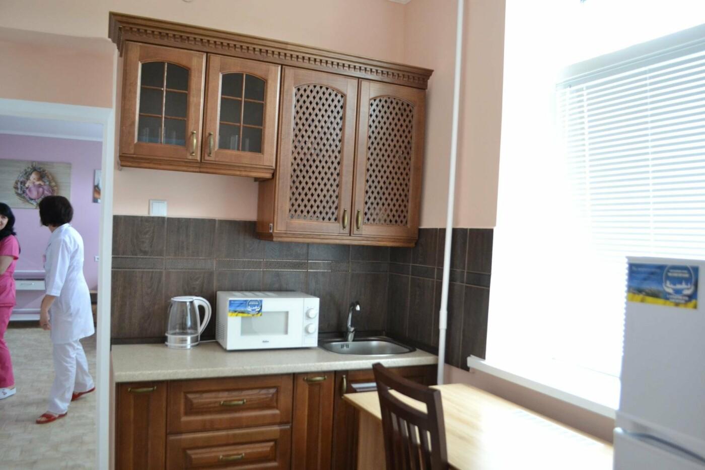 Палату сімейного типу відкрили в перинатальному центрі Кам'янця, фото-5