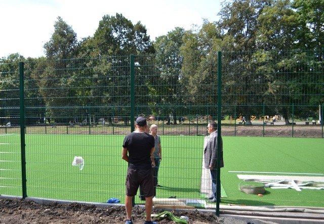 У Кам'янці відкриють новий спортивний майданчик, фото-1