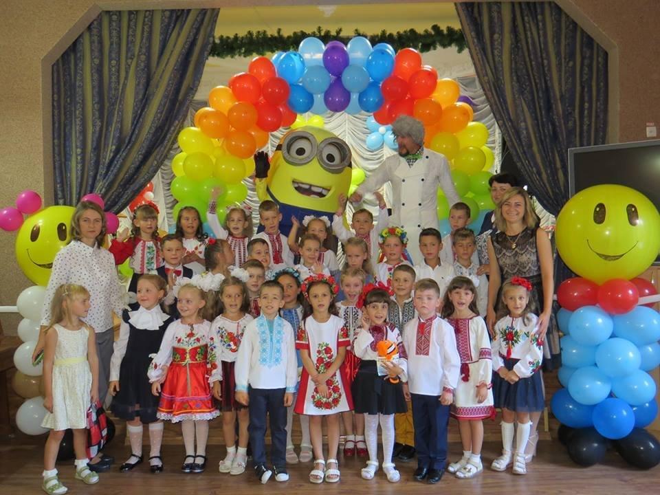 """1 вересня по-новому: """"Славутинка"""" ламає шаблони, фото-1"""