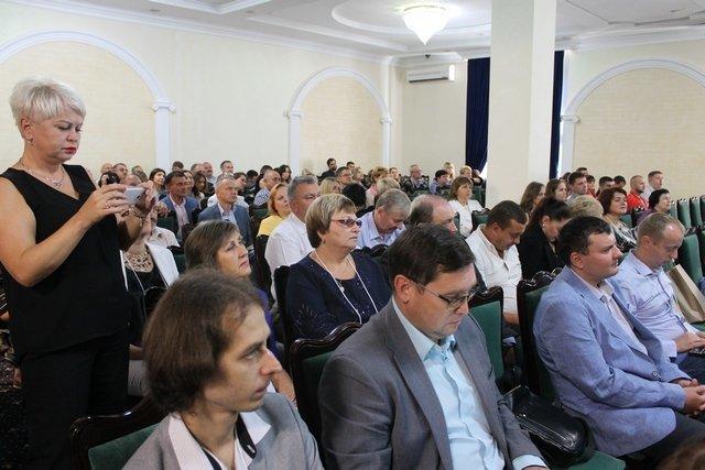 """У Кам'янці розпочалася конференція """"Подільські дні онкології"""", фото-3"""
