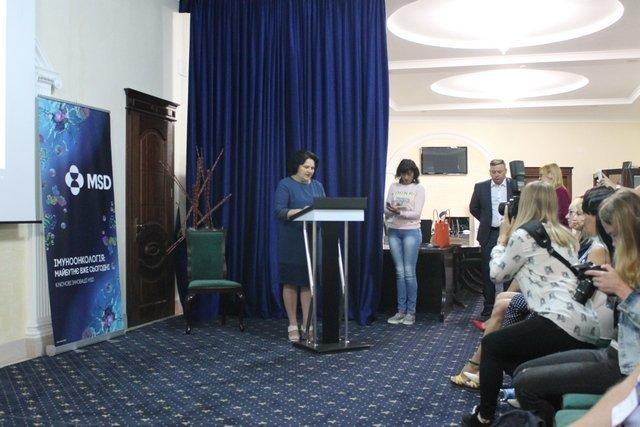 """У Кам'янці розпочалася конференція """"Подільські дні онкології"""", фото-4"""