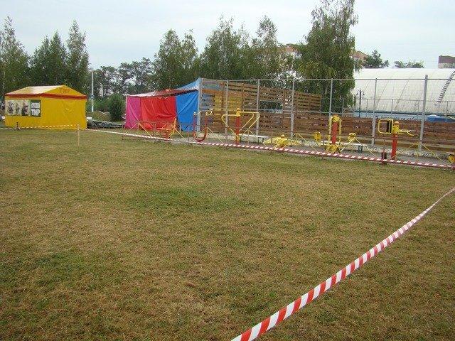 До кінця року у Кам'янці планують завершити будівництво трьох масштабних об'єктів для дитячого дозвілля, фото-6