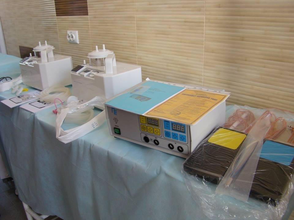 Травматологія Кам'янця отримала нове обладнання за 100 тис. грн, фото-1