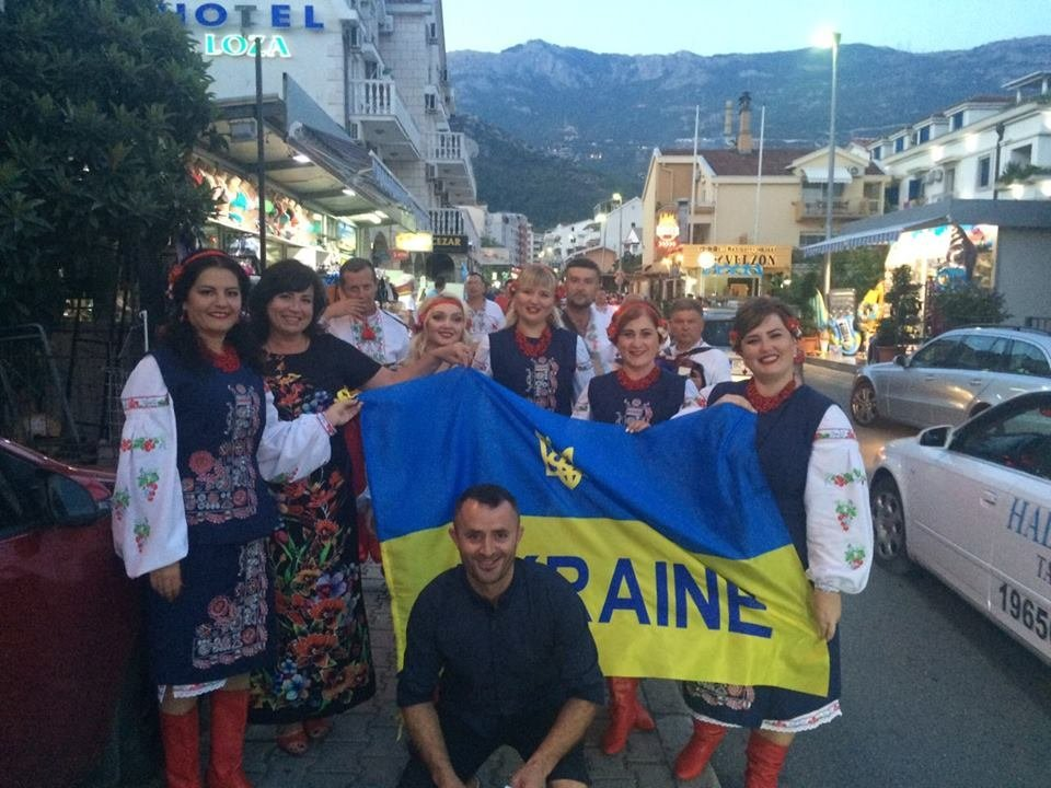 Народний театр пісні Кам'янеччини повернувся із Чорногорії, фото-2