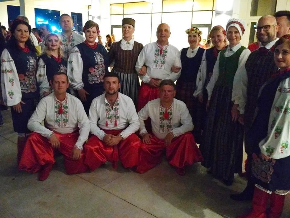 Народний театр пісні Кам'янеччини повернувся із Чорногорії, фото-4