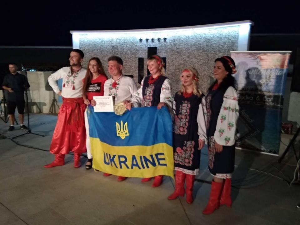 Народний театр пісні Кам'янеччини повернувся із Чорногорії, фото-7