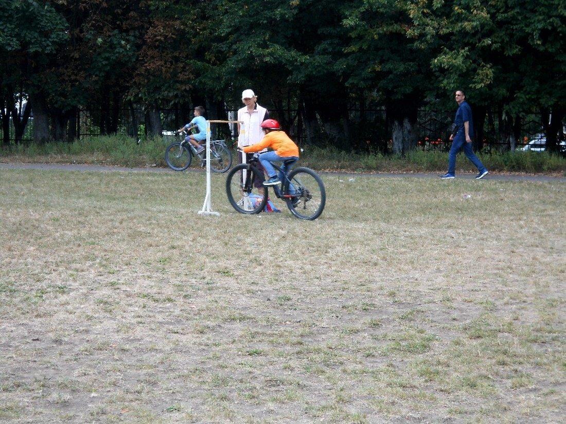 У Кам'янці пройшла шкільна туріада з велотуризму, фото-1