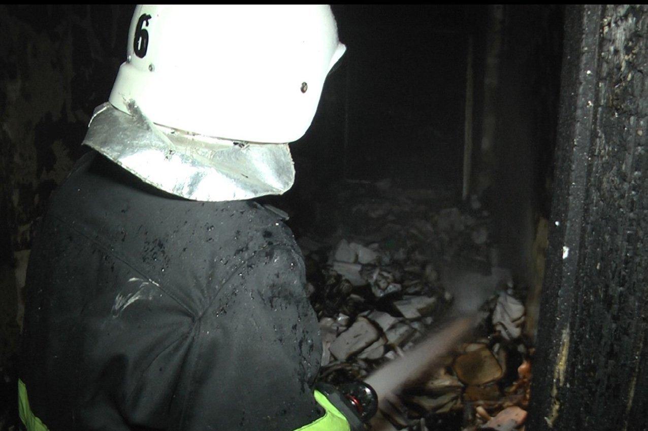 Масштабна пожежа на Кам'ячнеччині (Відео), фото-2