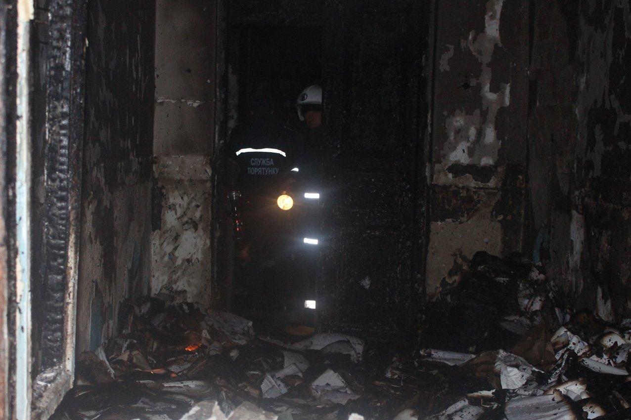 Масштабна пожежа на Кам'ячнеччині (Відео), фото-3