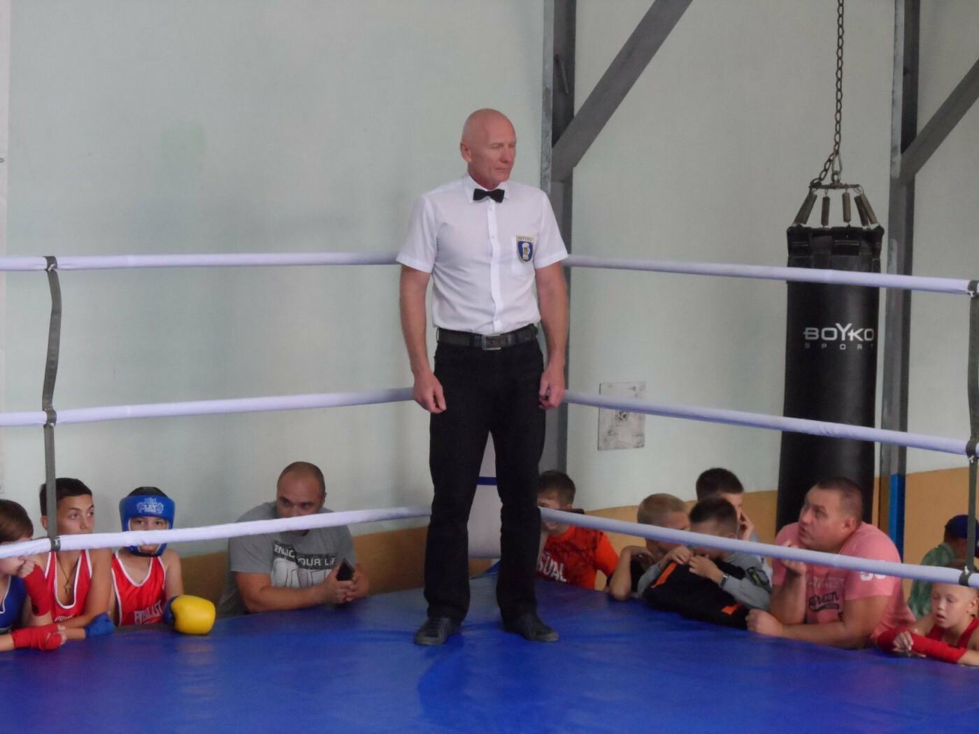 50 кам'янецьких боксерів взяли участь у відкритій першості з боксу, фото-1