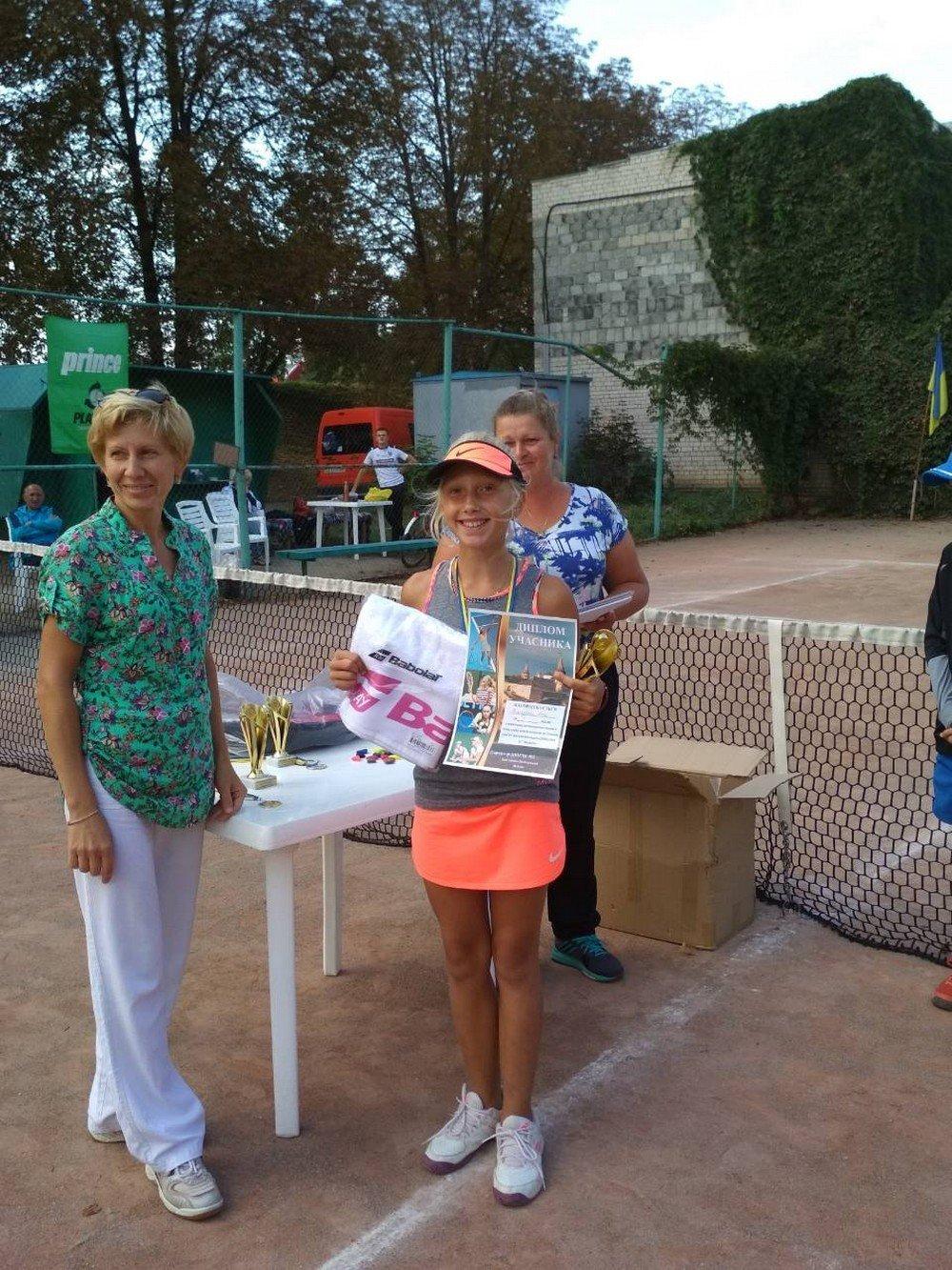 У Кам'янці змагалися юні тенісисти з 8 міст України , фото-1
