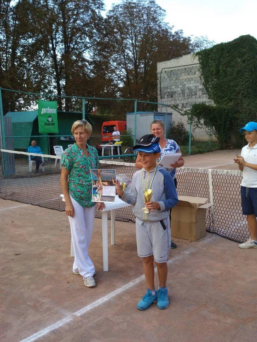 У Кам'янці змагалися юні тенісисти з 8 міст України , фото-3