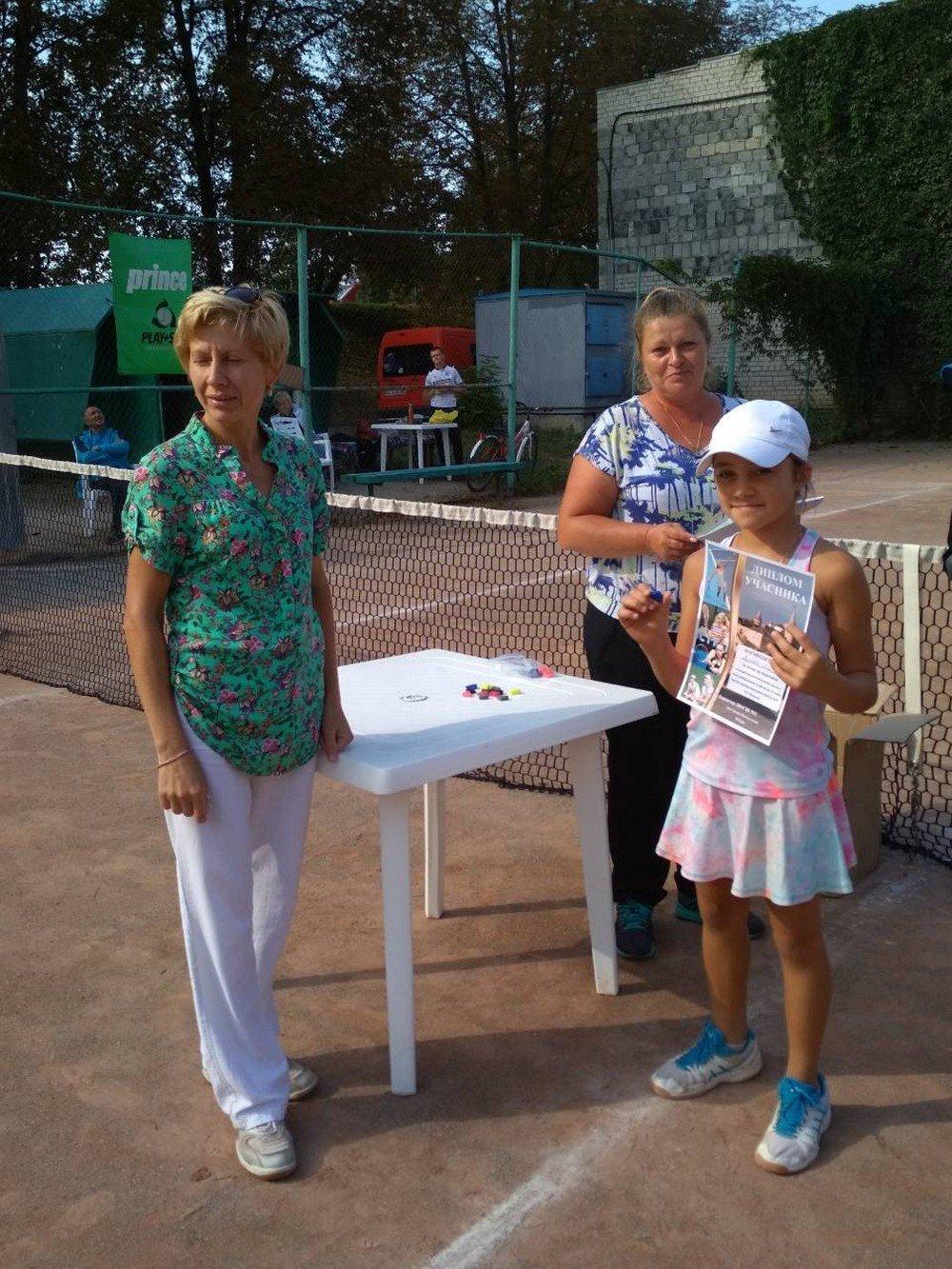 У Кам'янці змагалися юні тенісисти з 8 міст України , фото-2
